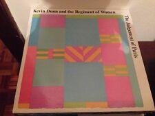 "KEVIN DUNN & THE REGIMENT OF WOMEN 12"" LP JUDGEMENT OF PARIS - SYNTH POP"