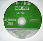 **ALL HITS MAXX PACK KARAOKE CDG DISC AH2001-BRAND NEW*