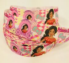 SALE!.... 2 Yards 1 Inch  Disney Princess Elena Grosgrain Ribbon   Lisa