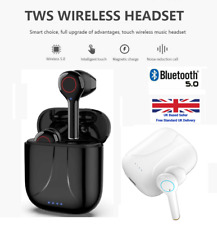 Wireless Bluetooth 5.0 Headphones Earphones Earbuds For Android Samsung iPhone
