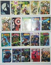 Lot of 20  Mixed VINTAGE COMIC BOOK (943)