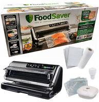 FoodSaver 5400 Series 2-in-1 Vacuum Preservation Sealer Set w/ Express Bag Maker