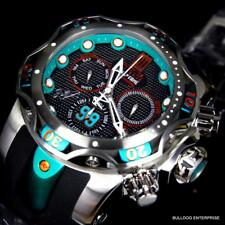 Invicta Reserve JT Jason Taylor Hall of Fame Venom Swiss Silicone 52mm Watch New