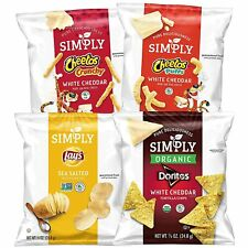 Simply Brand Snacks Variety Pack, 36 Count