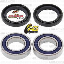 All Balls Front Wheel Bearings & Seals Kit For Suzuki RM 125 1998 Motocross