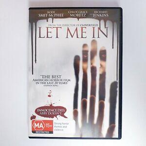 Let Me In DVD Region 4 PAL Free Postage - Vampire Horror