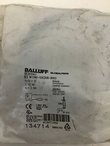 H● BALLUFF BES M12MG-USC30B-BV03 (BES004U) Inductive 2-wire Sensors Ref227