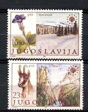 Yugoslavia 1983 SG#2090-1 Nature Protection MNH Set #A33024