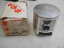 Suzuki NOS RM125, 1979-80, Piston, OS 0.25, # 12110-40991-025   S-99