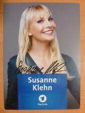 Susanne Klehn, Das Erste Karte (Moderatorin) 2019