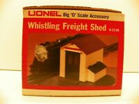 Vintage Lionel Whistling Freight Shed O Scale