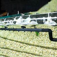 Aquarium Gater Outlet Rain Pipe Spray Bar Kit Fish Tan Filter Outlet Durable G9A