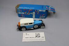 ZC1316 Rio 49 Voiture miniature 1/43 Super Fiat 12V Dorsay de Ville 1921