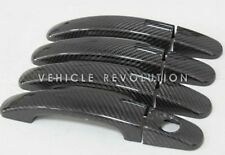 Ford Focus Mondeo Dry Carbon Fiber Covers For Exterior Door Handles 2005 - 2013