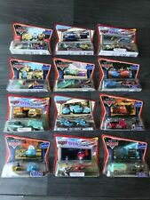Disney Pixar CARS Movie Moments Twin Pack Choose Your Pack Brand New