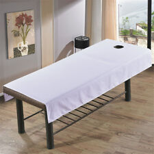 190 x70cm Beauty Massage Bed Table Elastic Cover Salon Spa Couch Cotton Sheet GN