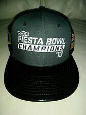 NEW! NIKE Tostitos Fiesta Bowl CHAMPIONS OREGON DUCKS Adjustable hat, vinal bill