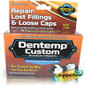 Dentemp Custom Maximum Strength Temporary Tooth Filling & Fix Loose Caps