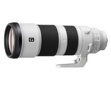 New Sony FE 200-600mm f/5.6-6.3 G OSS Telephoto Lens (SEL200600G)