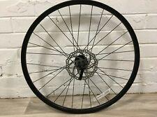 "QR 27.5""  MTB Bike Disc Brake REAR Wheel 6/7/8/9 Speed Double Wall Rim Black"