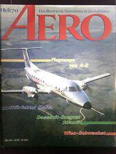 AERO  Heft 70   Das illustrierte Sammelwerk der Luftfahrt   in Schutzhülle