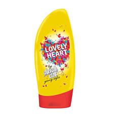 (10 €/L ) 250ml duschdas Young STYLE BELLE Heart Gel Douche JASMIN EXTRAIT