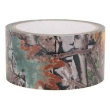 10m Camo Camouflage Tape Realtree Woodland Cloth Gun Hunting Nature Camo Tape