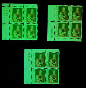 1966 Choice of Durland Premium Plate Blocks 1321a! Mint MNH US Christmas Madonna