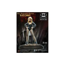 Knight Models DC BNIB Black Canary Animated Series 35DC124