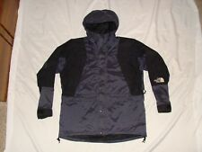 Vintage THE NORTH FACE Gore Tex Mountain Light Jacket PARKA Gray/Black Men's XL