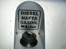 Diesel Aufkleber ++ Land Rover Defender