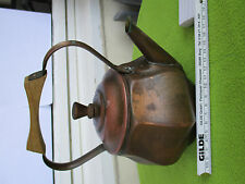 Estate Antique copper pot ancient copper pot