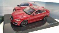 Jaguar XFR - Racing Red 1:43 SCALE Dealer Model Car