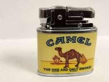 Flat Advertising Lighter Camel Made In Japan