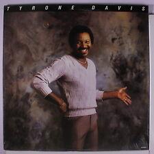 TYRONE DAVIS: Tyrone Davis LP Sealed Soul