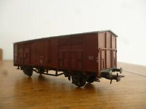 wagon marchandises roco de la fs parfait état