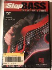 Slap Bass: The Ultimate Guide  (DVD)