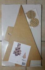 Kaisercraft Beyond The Page Kit, Christmas Tree Card Holder Scrapbooking, Craft.