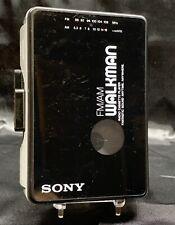 Vintage Sony Walkman Wm-Af22/Af28/Af40 Am/Fm Radio Cassette Player
