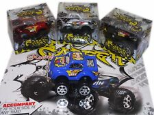 Career Racing Toy Monster Truck in Assorted Colours BOXED