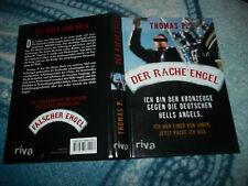 Support 81 Buch Der Rache Engel Hardcover Hells big red&white machine Angels MC