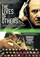 The Lives of Others (DVD, 2007) German Lang. w English/Spanish/French Subtitltle