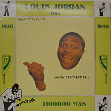 """LOUIS JORDAN ET SON TYMPANY FIVE 12"""" LP (P561)"""