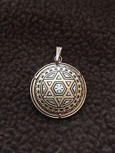 Damascene Star of David