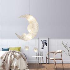 Lune Star LED Pendentif Lampe Lustre Plafonnier Enfants Enfants Chambre 9952HC
