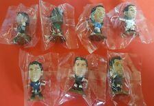7x ORO Corinthian Microstars base Inc C RONALDO, Buffon, Ronaldinho, Raul ecc.