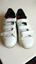 PAIR OF LONSDALE WHITE WOMENS TRAINERS SIZE 5