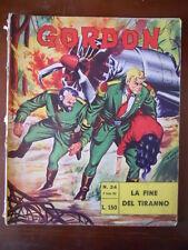 GORDON n°24 1965 edizioni Spada  [G262] - Discreto