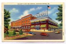 Excelsior Springs Collectible Missouri Postcards