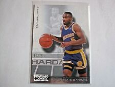 Tim Hardaway 2008-09 Topps Luxury Box Silver Parallel Card 31/75